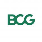 LinkedIn BCG Logo (Green on White)