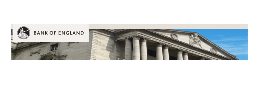 Bank of England Banner