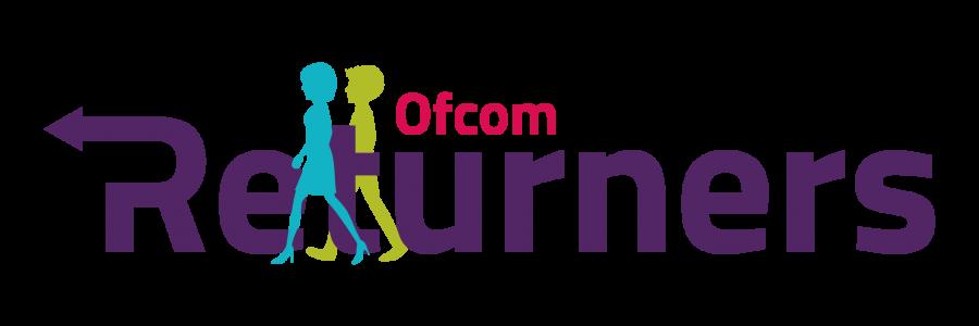 Ofcom Returners Logo